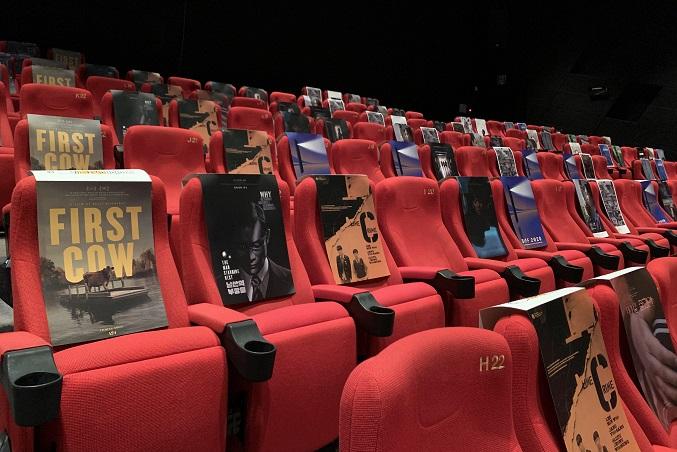 Busan Film Fest Kicks Off amid COVID-19 Pandemic