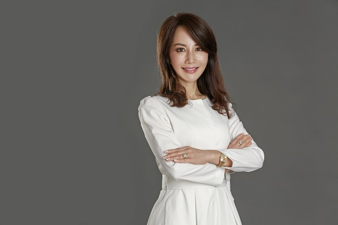 Ms Jane Sun, Trip.com Group CEO, Portrait