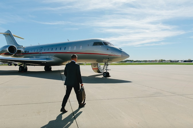 VistaJet Sees Rapid Acceleration in Corporate Demand as a Result of COVID-19 Pandemic