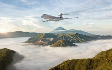 VistaJet Reveals Its Private World