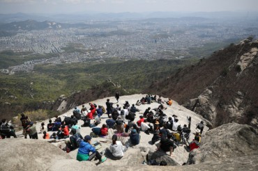 Young Koreans Take More Interest in Golf and Hiking