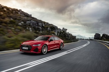 Hankook Tire Supplies Tires for Audi RS Models