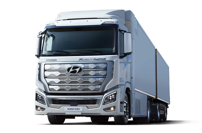 Hyundai Signs MOUs to Supply 4,000 Hydrogen Trucks to China by 2025