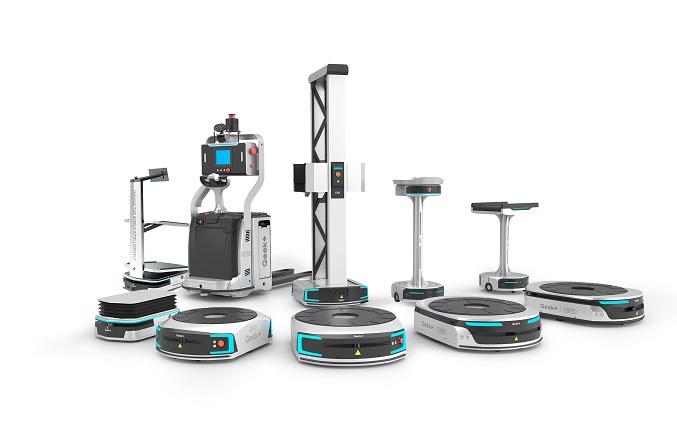 Doosan Logistics Solutions to Supply Geek+'s Logistics Robots in S. Korea
