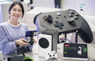 SK Telecom Launches Subscription-based Xbox Service in S. Korea