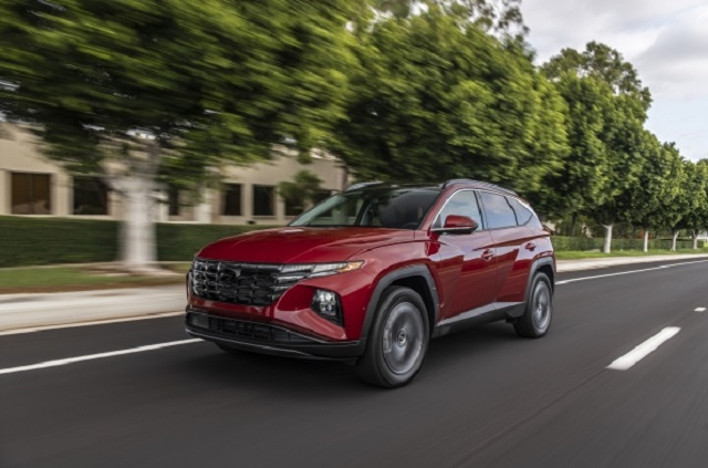 Hyundai to Produce New Tucson SUV in U.S. Plant Next Year