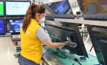 LG Ramps Up TV Production in Mexico for Year-end Shopping Season