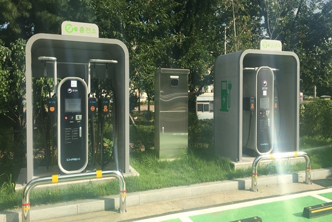 Nat'l Assembly to Double In-house EV Charging Stations by 2021