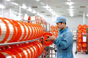 LS Cable & System Set to Mass-produce 'Hack-proof' Optical Cables