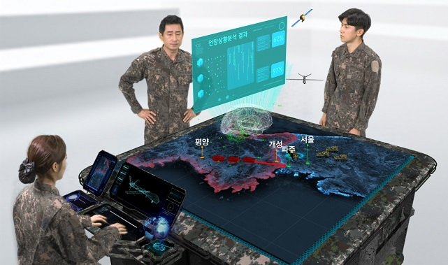 Hanwha Systems Named Prime Negotiator for Development of AI Staff Officer