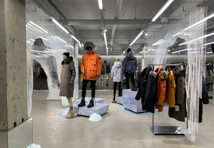 Kolon Industries FnC Develops Biodegradable Mannequins