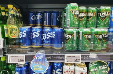 COVID-19 Brings Changes to S. Korean Beer Market