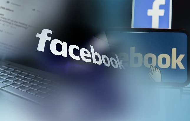 S. Korea Fines Facebook 6.7 bln Won for Sharing Users' Info Without Consent