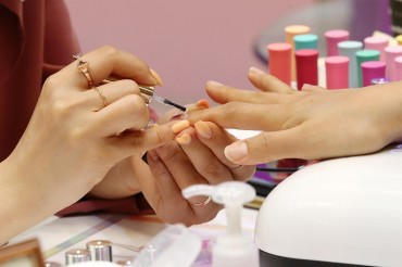 Pandemic Drives Demand for Nail Care and Hair Dyeing Items