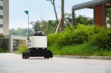 Woowa Brothers to Develop Robot Delivery System for Apartment Complexes