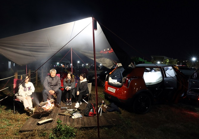 Rising Popularity of Car Camping Results in SUV Sales Boost