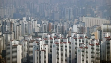 S. Korea to Raise State-set Home Prices for 'Fair' Taxation