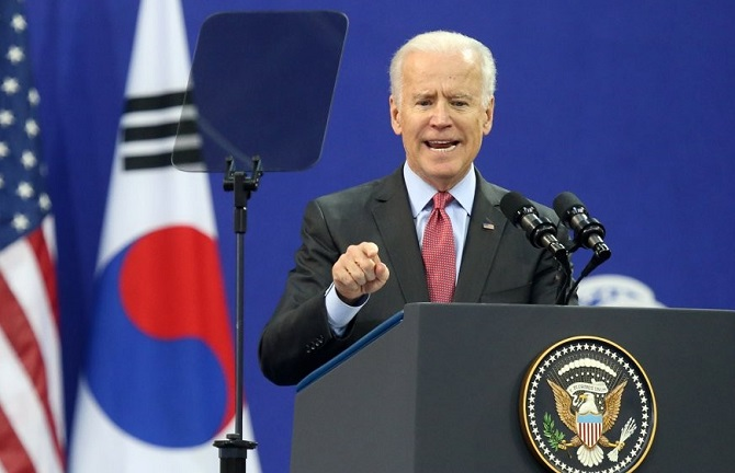 Half of S. Koreans Expect No Major Change in Inter-Korean Ties Due to Biden Presidency