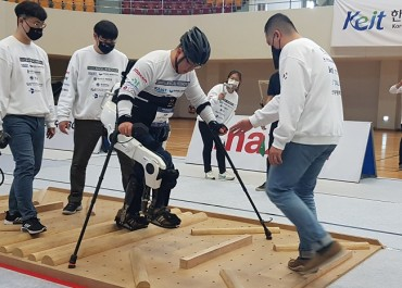 KAIST Successfully Hosts Cybathlon 2020