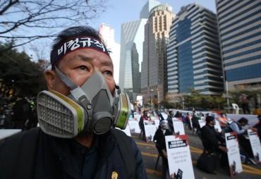 Labor Activists Stage Rallies Despite Concerns of Virus Spikes