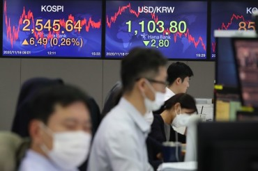 S. Korean Brokerages Rosy on 2021 Stock Prices