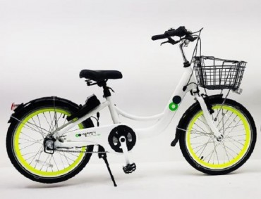 Seoul City Introduces Small Public Bikes for Younger Population