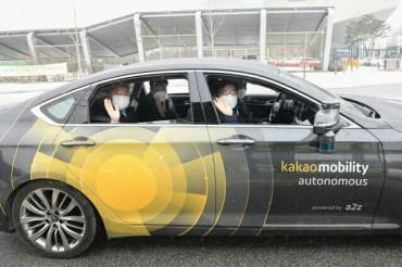 Kakao Mobility Announces Launch of Commercial Platform for Autonomous Driving