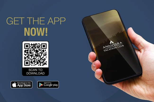 Anantara Vacation Club Launches New Mobile App Experience for Club Points Owners