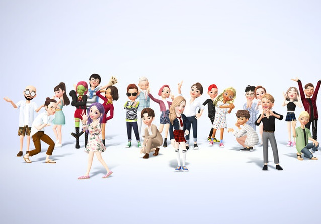 Entertainment Industry Shows Strong Interest in Naver's AR Avatar Service