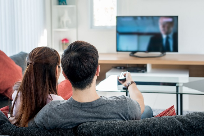 Koreans of All Ages Watched More TV This Year