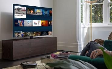 Samsung's Tizen OS Largest TV Streaming Platform Worldwide