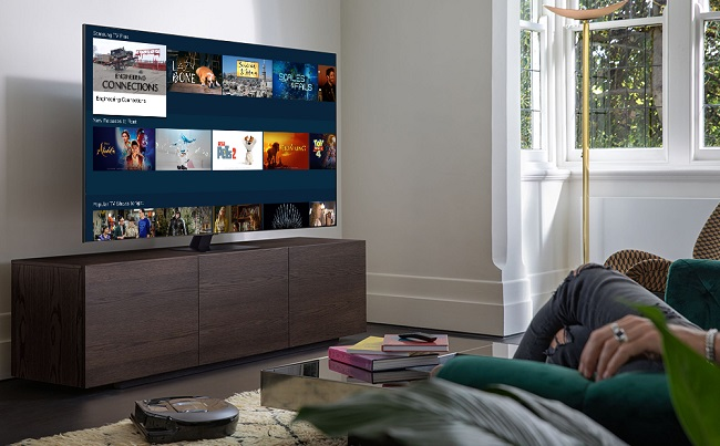 Samsung Relegated to 2nd in Connected TV Devices Market in Q4