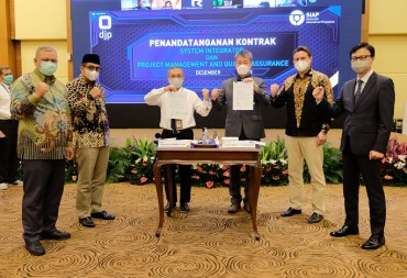 LG CNS Wins Deal for Digital Tax Administration System from Indonesia