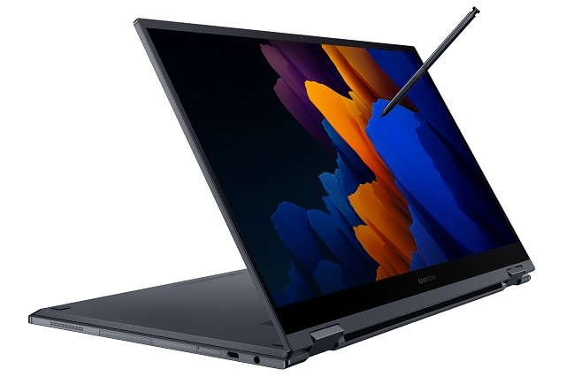 Samsung Releases New Galaxy Book Laptops