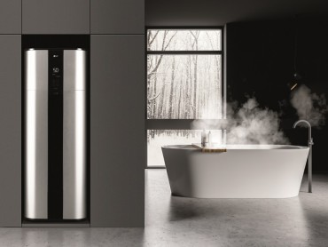 LG Electronics Unveils Dual Inverter Heat Pump Water Heater