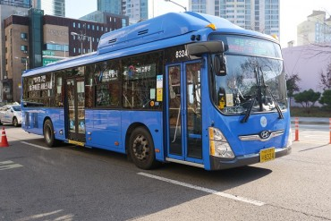 Seoul City Launches 5G Service to Provide Real-time Information to Buses and Taxis