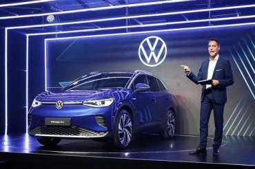 Audi VW to Add 8 EV Models in S. Korea by 2023