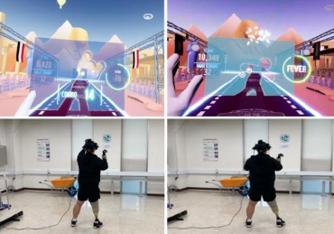 VR Games Can Help Transtibial Amputees with Rehabilitation: Study