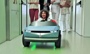 Hyundai Motor Develops 'Little Big e-Motion' EV for Sick Children