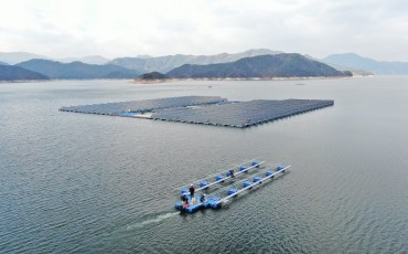 Hanwha Q Cells Launches Floating Solar Power Plant Project with Local Residents
