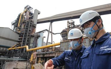 Hyundai Steel Develops New Gas Valve to Block Harmful Emissions