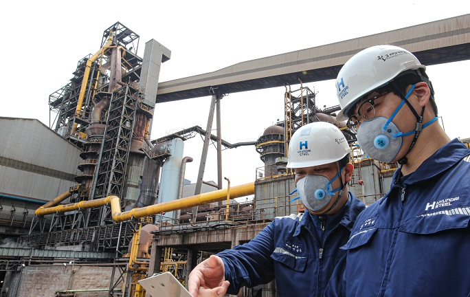 Hyundai Steel Develops New Gas Valve to Block Harmful Emissions