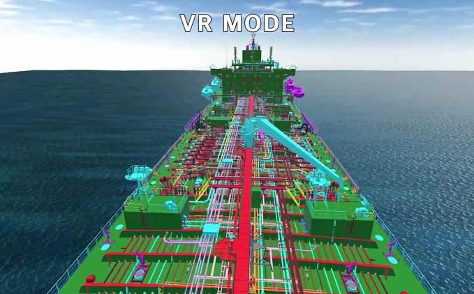 Local Startup Develops Virtual Inspection System for Ships and Offshore Structures