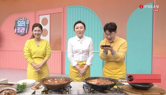 More Consumers Looking for Food on Home Shopping Channels