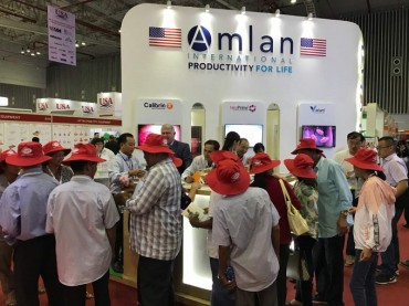 Amlan International Names Harold Zhou as Regional Operations Director for China