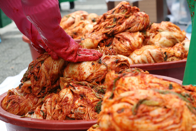 South Korean Kimchi Listed on UK Web Archive