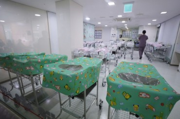 S. Korea Suffers 1st Population Decline Last Year on Record Low Births