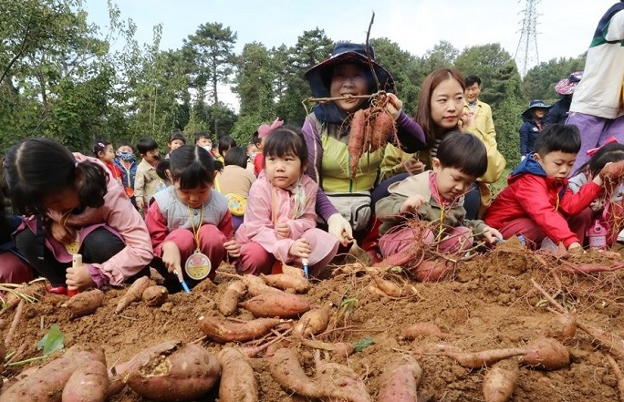 Seoul City Launches Back to Nature Program for Students
