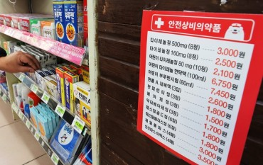 Consumers Turn to Convenience Stores for Household Medicines