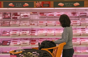 S. Korea to Control Abuse of Chemicals in Meat, Fishery Products